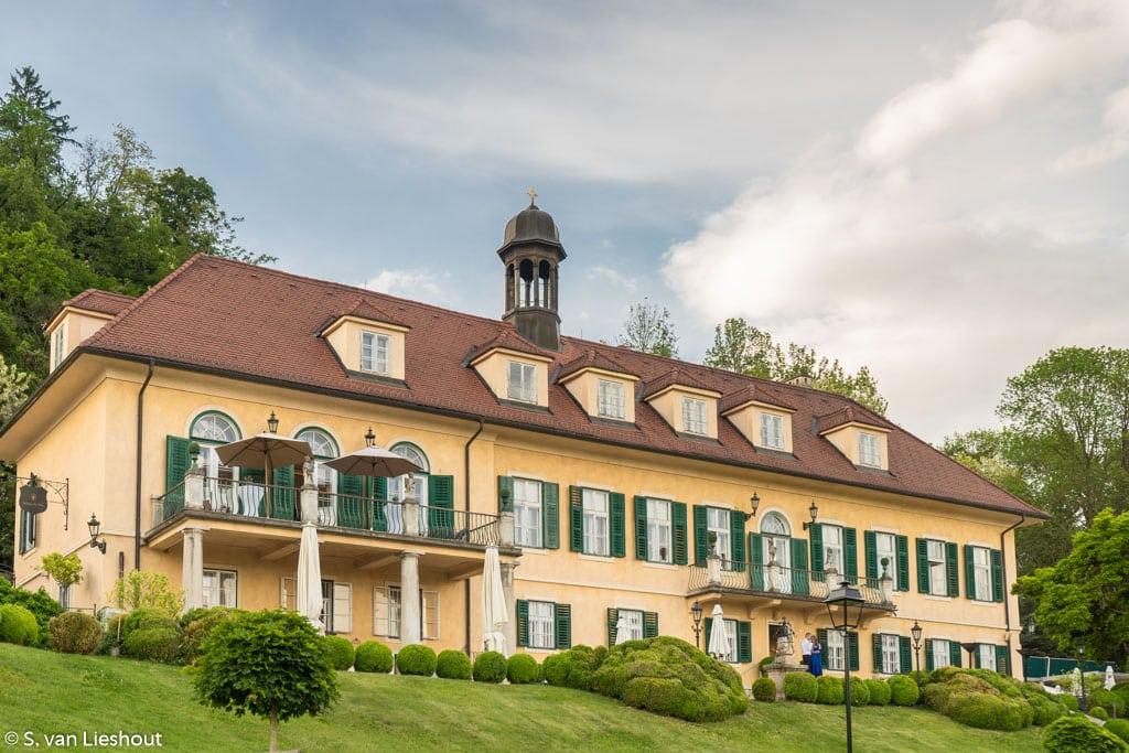 Restaurant Aiola Graz im Schloss