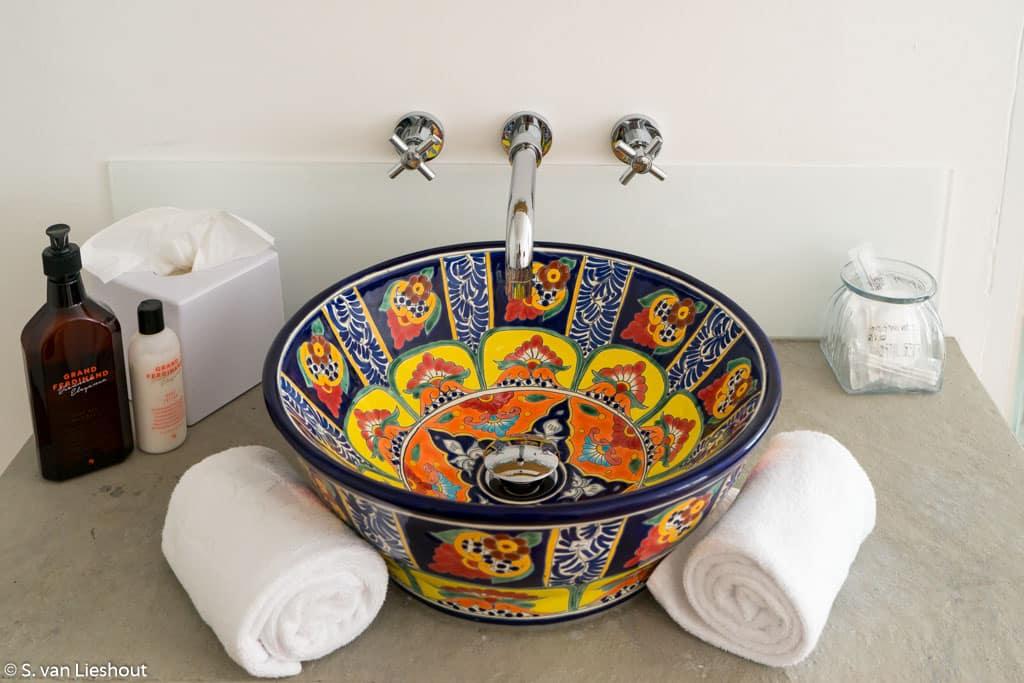Wiesler hotel Graz washbasin