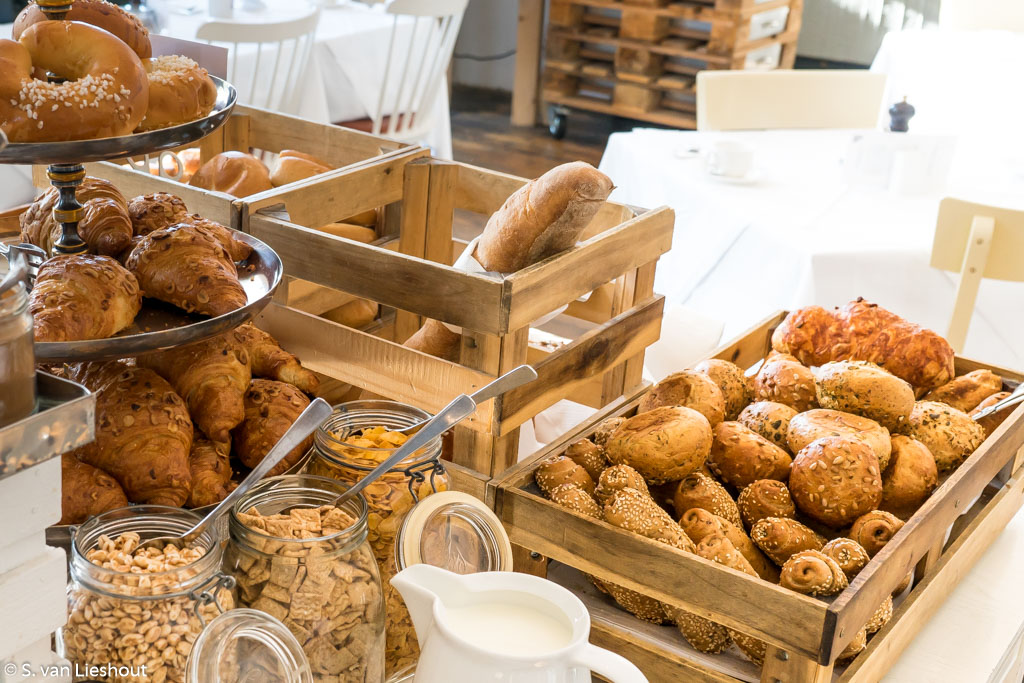 Hotel Wiesler buffet