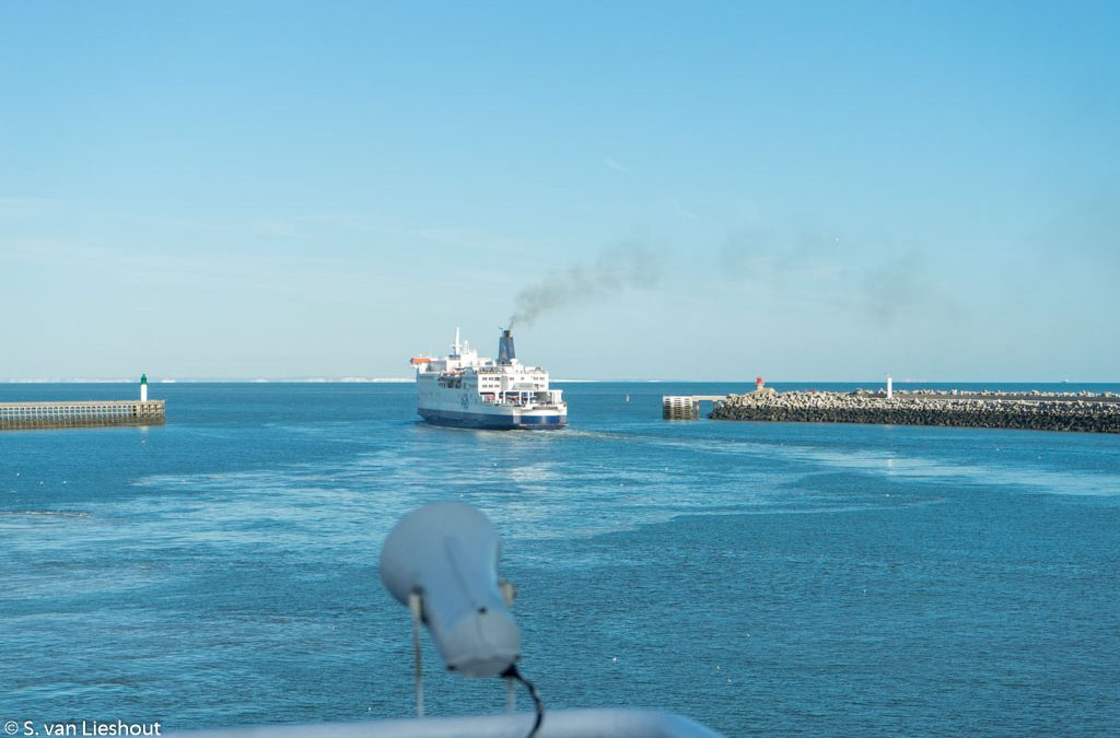 The ferry from Dover to Calais or Dunkirk: 7 tips