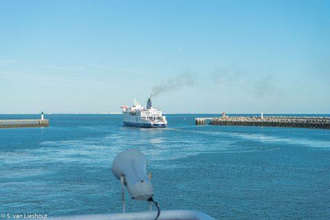 Ferry Calais - Dover