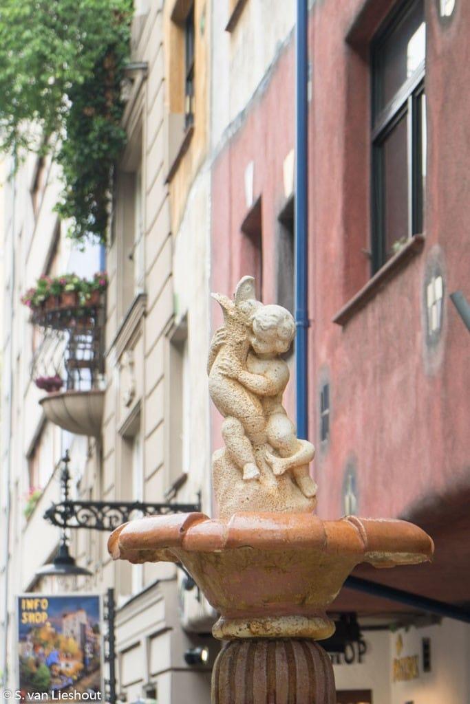 Hundertwasser Haus Wenen