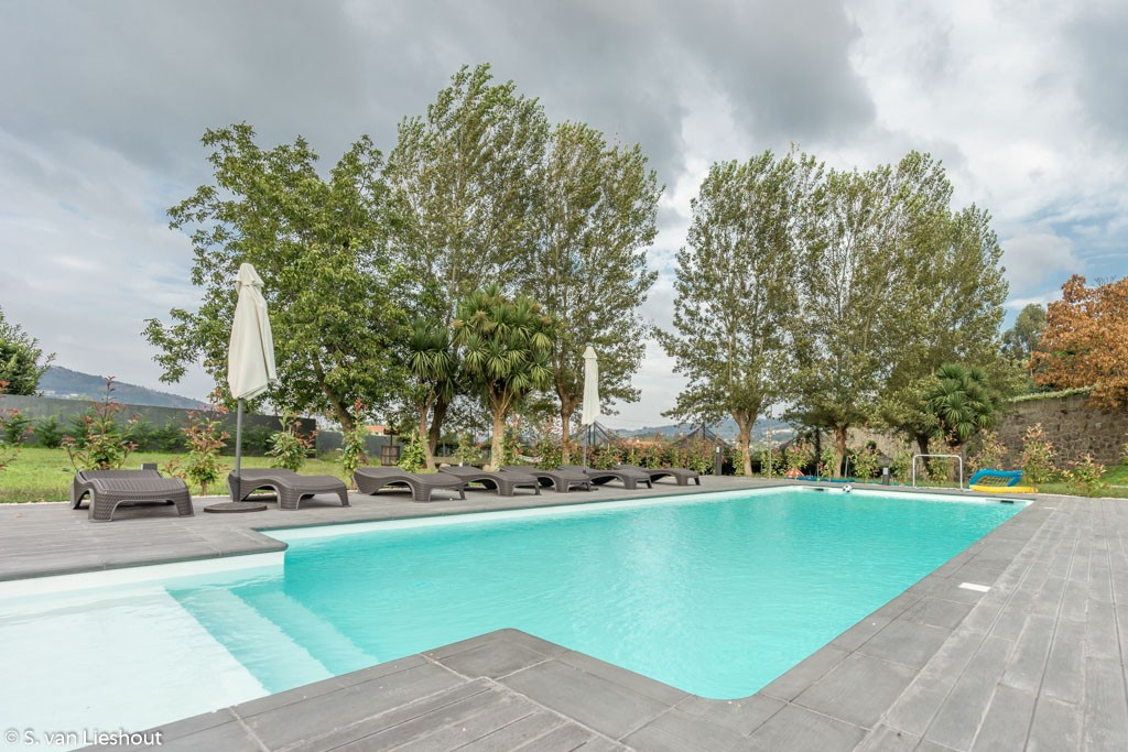 Hotel Quinta Das Lavandeiras zwembad