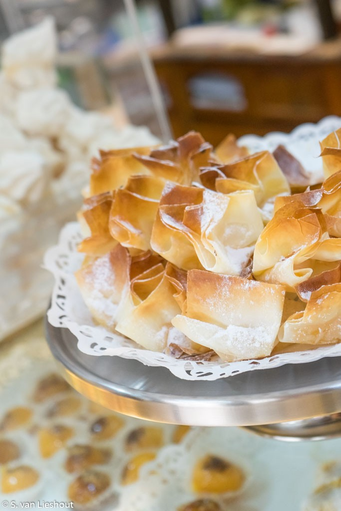 Gastronomie Portugal gebak
