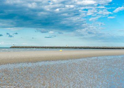 Strand Duinkerken Grand-Fort-Philippe