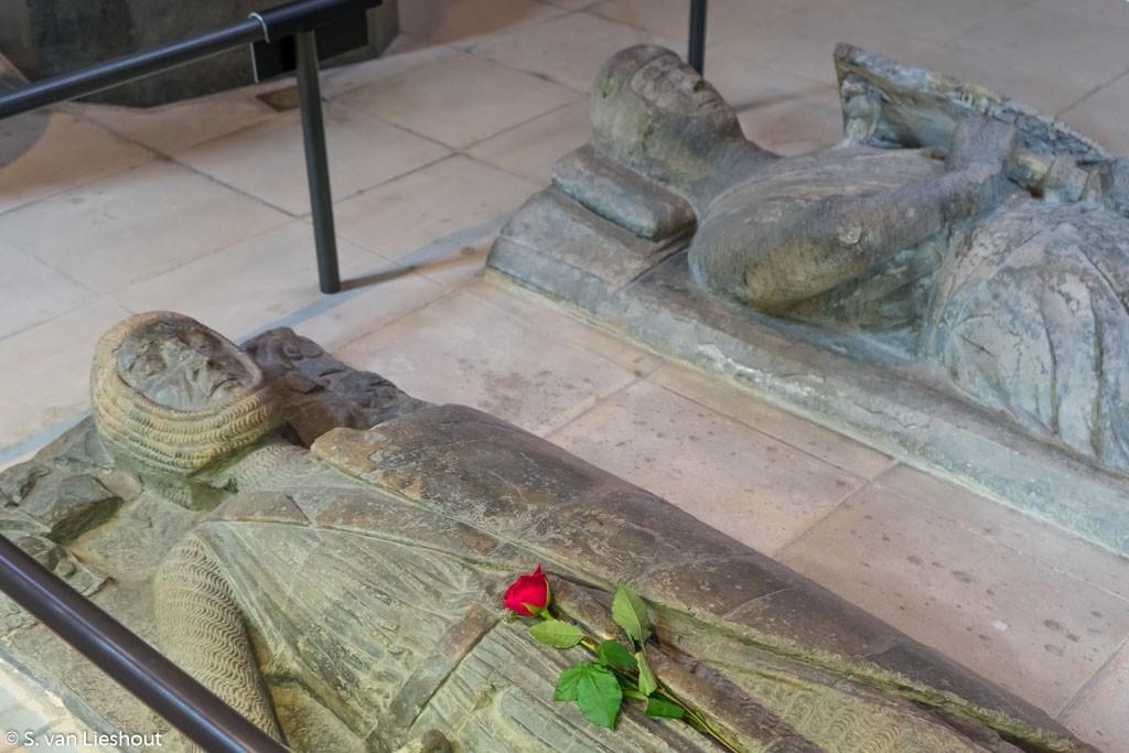 Temple Church tempeliers graven