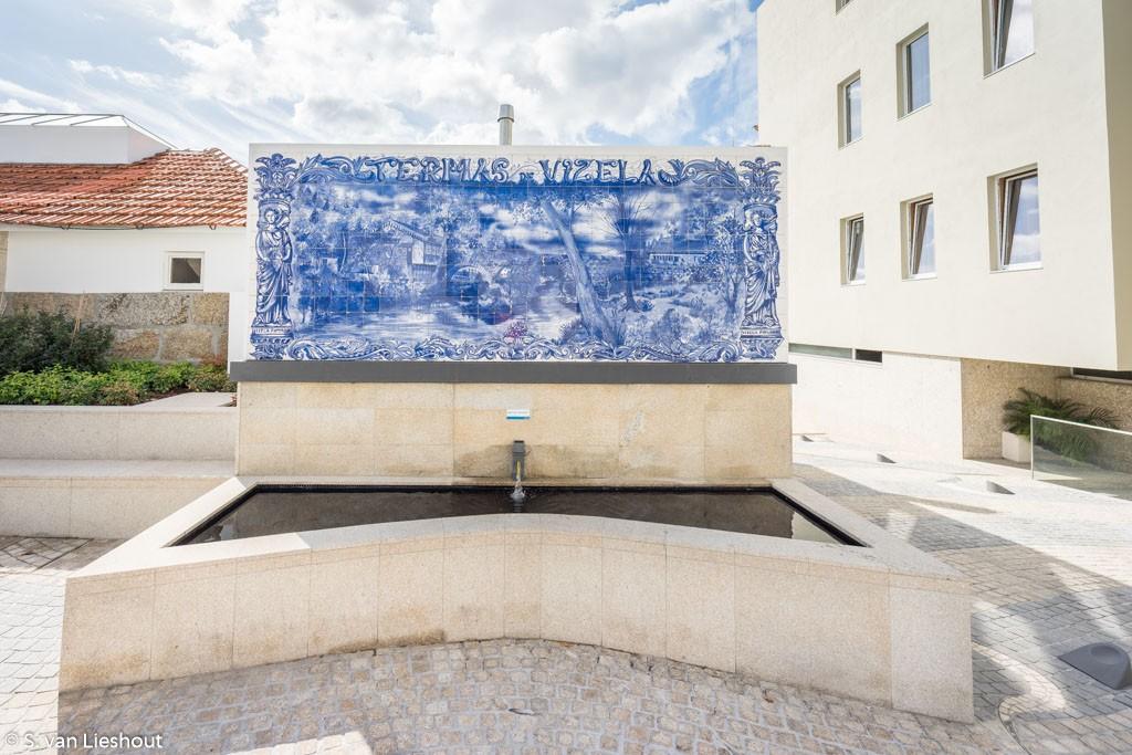 Termale baden Vizela Portugal