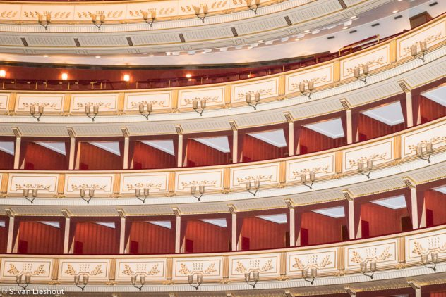 Weense opera zaal