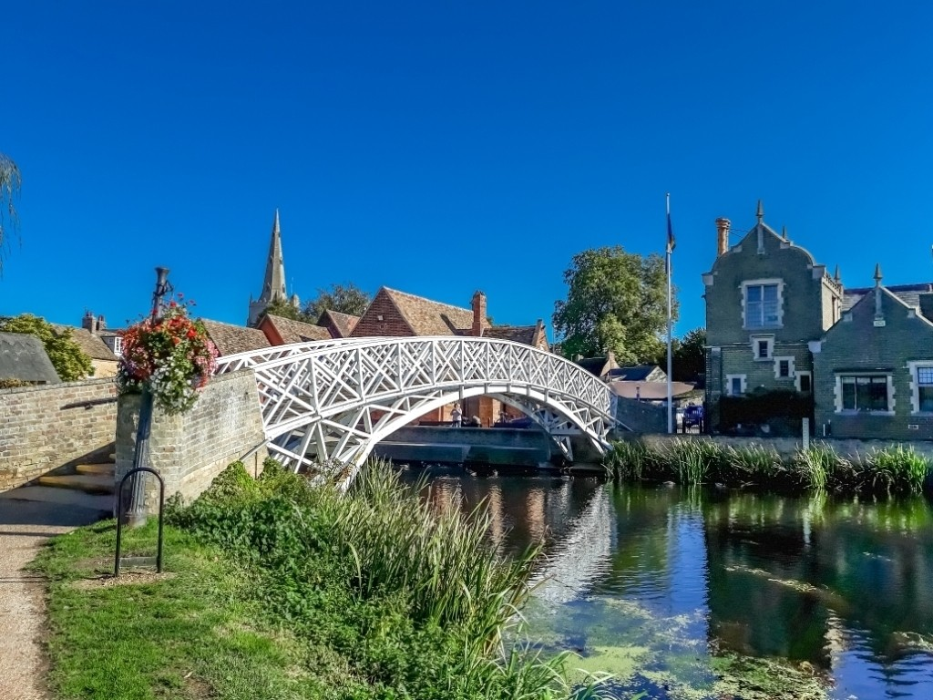 Godmanchester Chinese Bridge