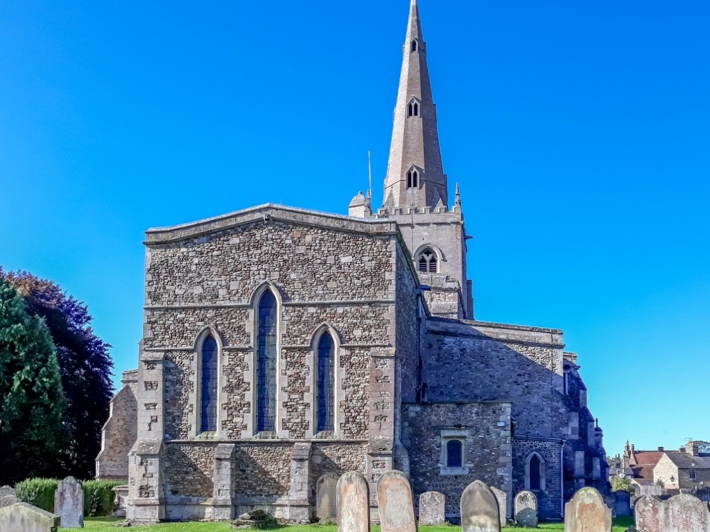 Godmanchester St. Mary Church