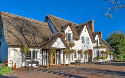 Grantchester, de prachtige filmlocatie van de gelijknamige tv-serie