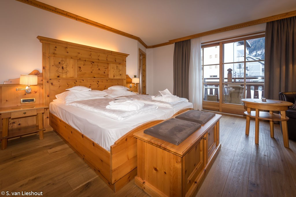 Ortisei Hotel Angelo suite