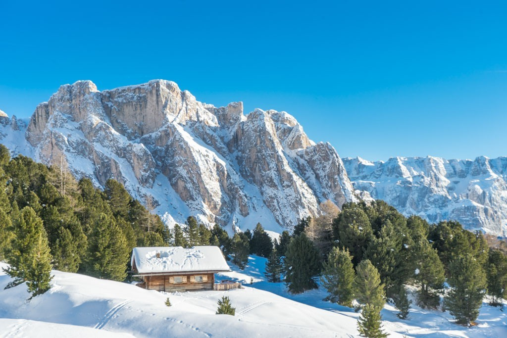 Val Gardena Dolomites
