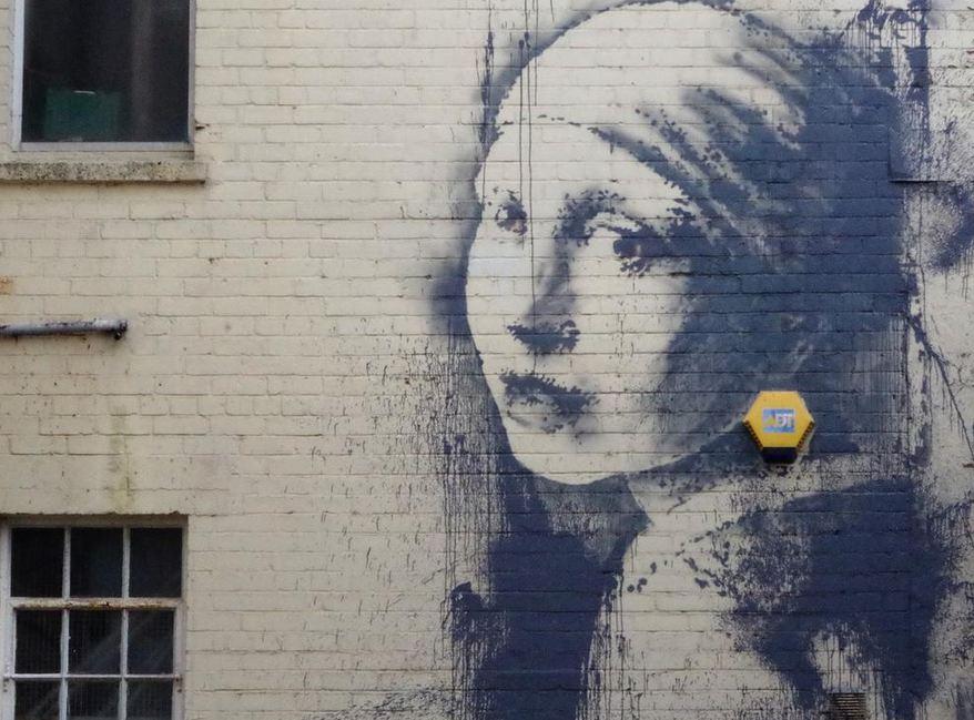 Banksy Bristol