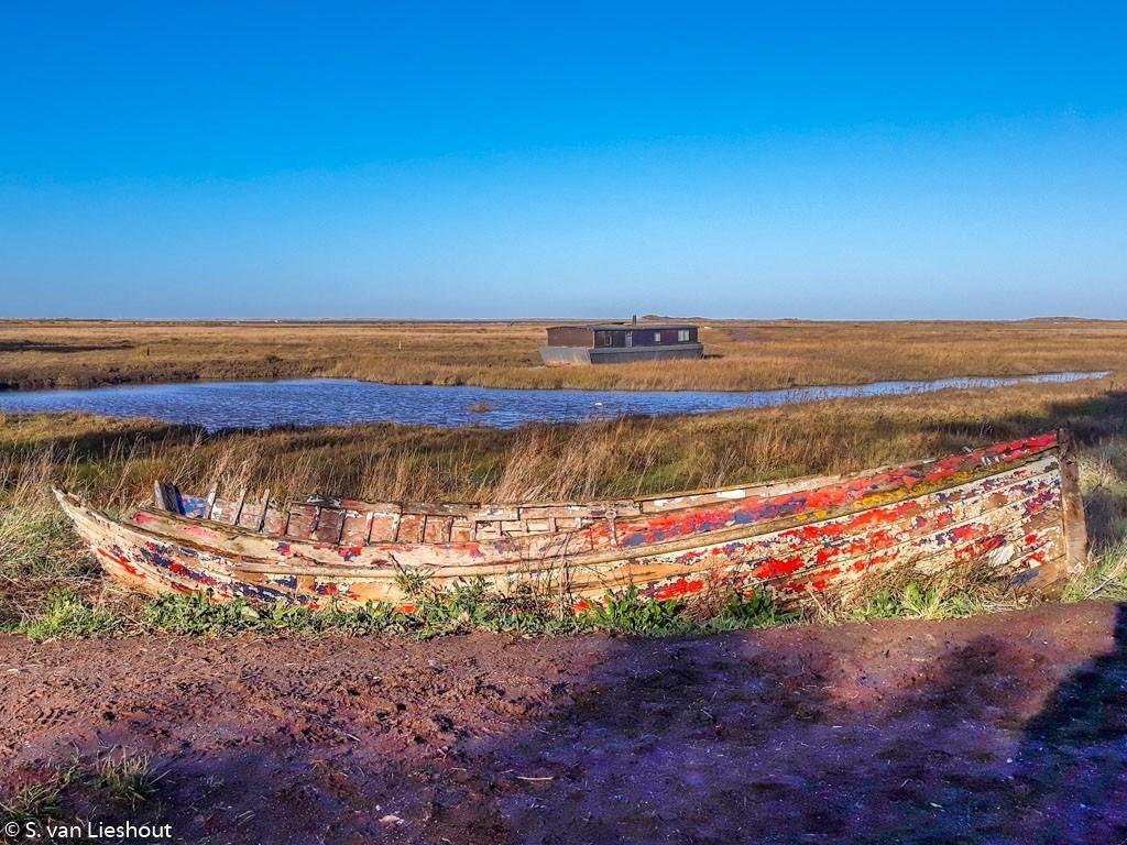 Norfolk coastal walk