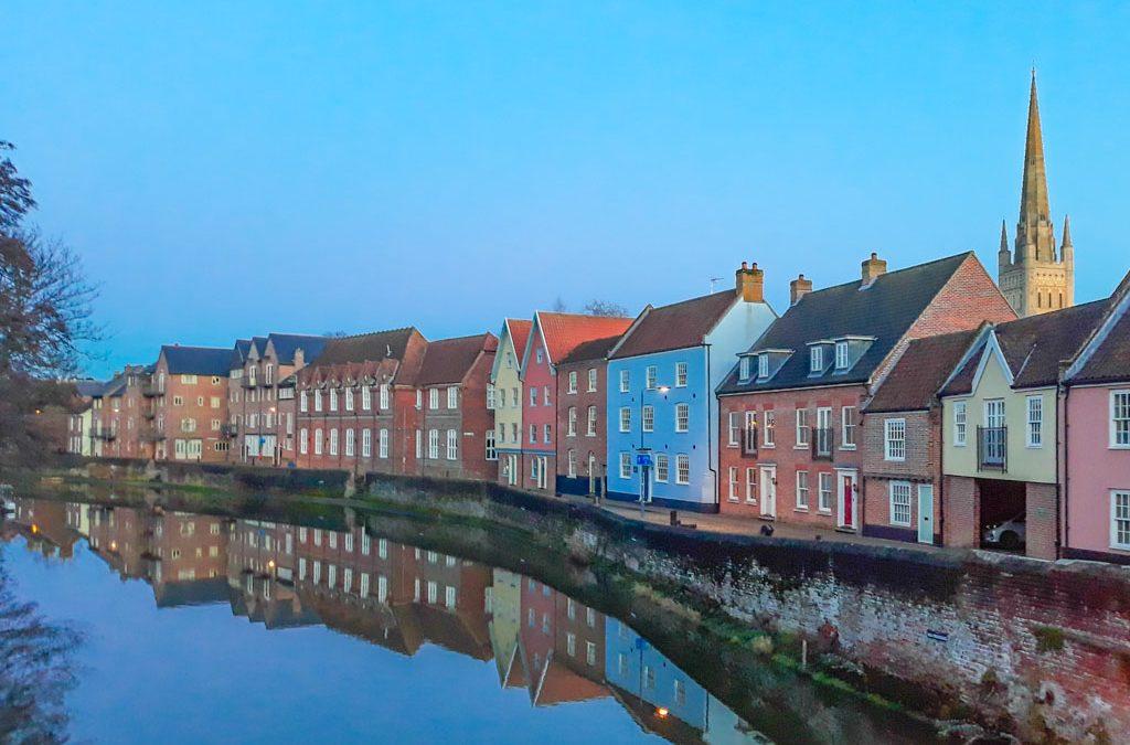 Rondreis door Norfolk, middeleeuws mooi