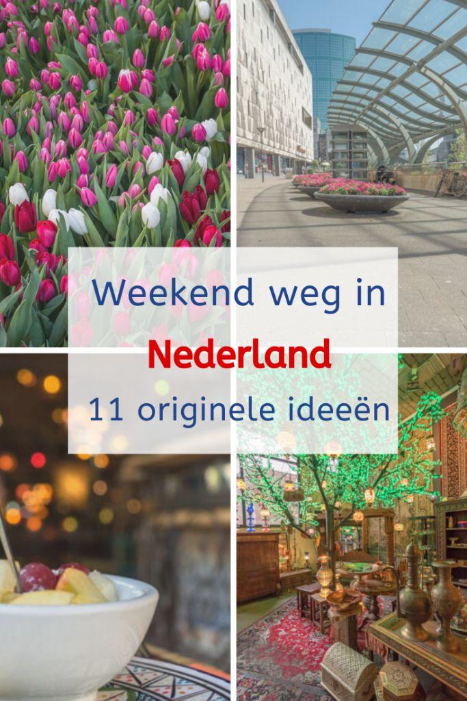 ideeën weekendje weg Nederland