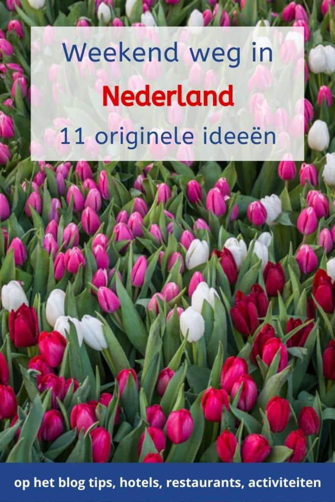 Uitstapjes Nederland