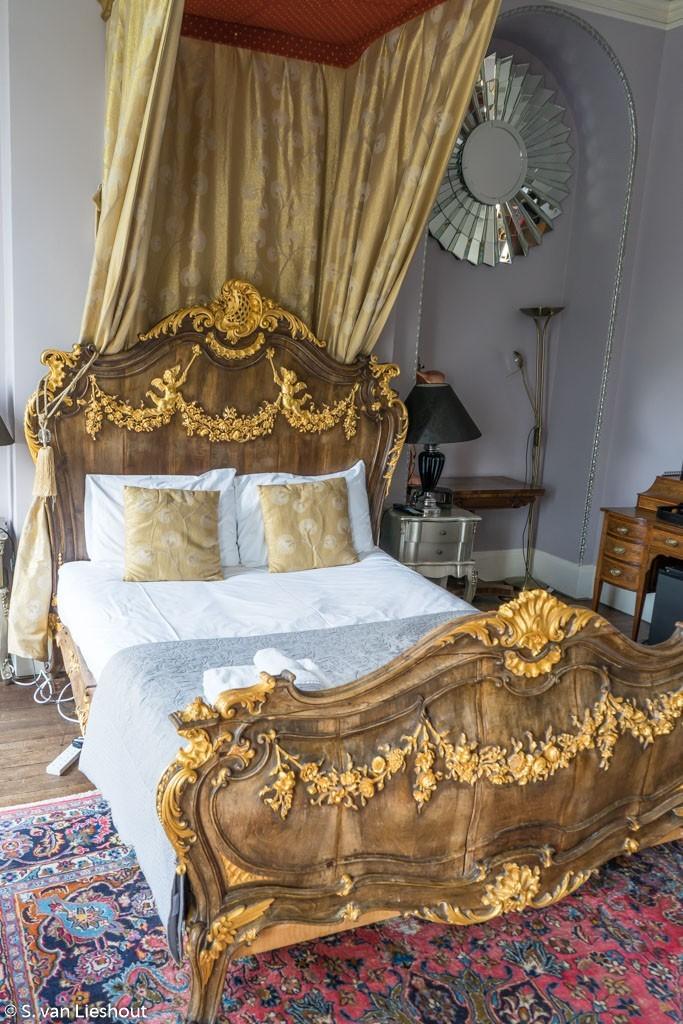 Anstey Hall bridal suite
