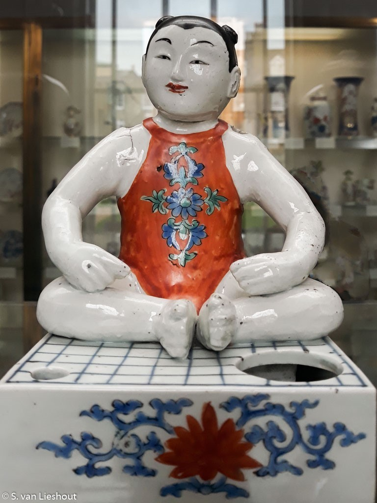 Japans porselein Fitzwilliam Museum