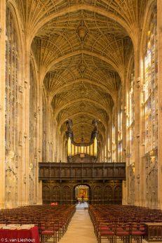 King's College Cambridge the Chapel