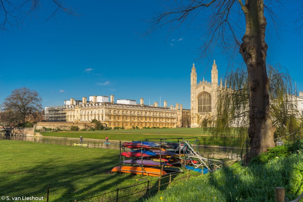 river Cam King's College