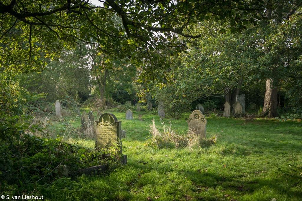 Mill's road cemetery Cambridge