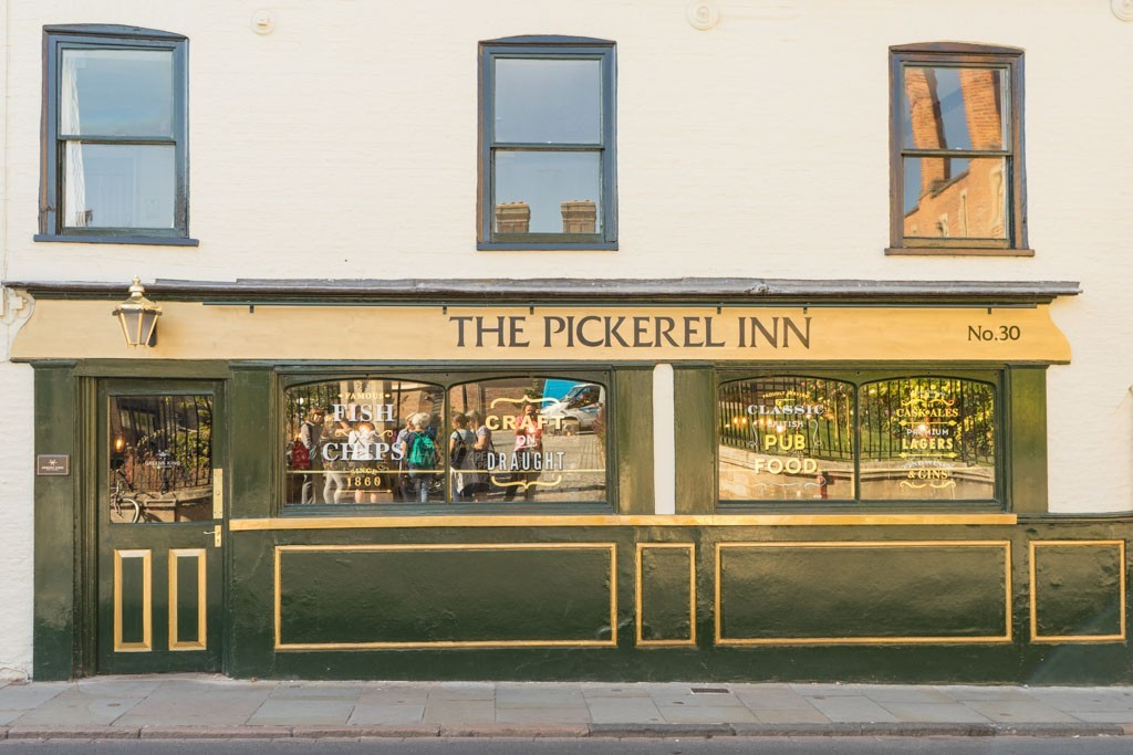 The Pickerel Inn Cambridge