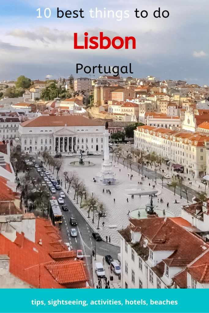 Lisbon things to do and to see
