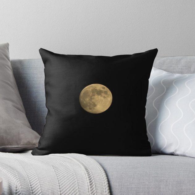 kussen volle maan