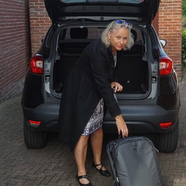 olkoffer handbagage vliegtuig