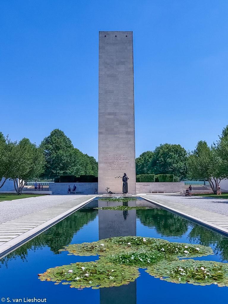 Margraten Americaanse begraafplaats