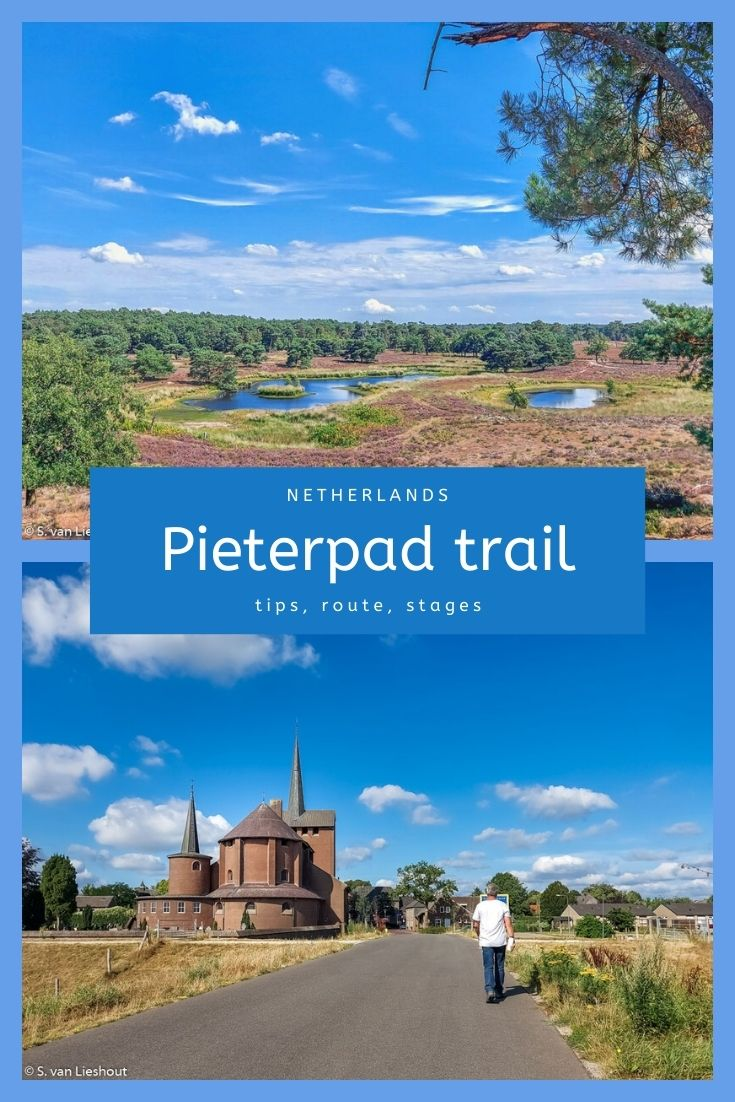 Pieterpad walking trail