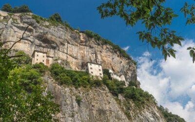 Madonna della Corona – between a rock and a hard place