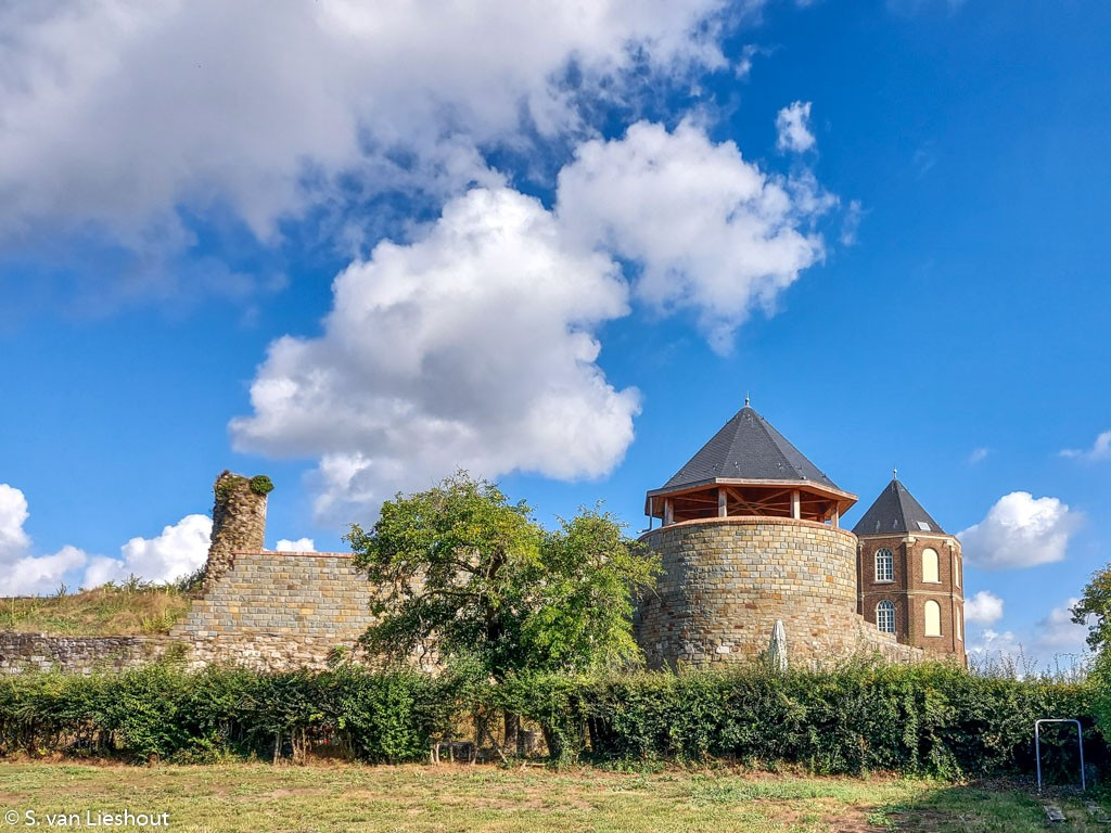 ruïnes Montfort