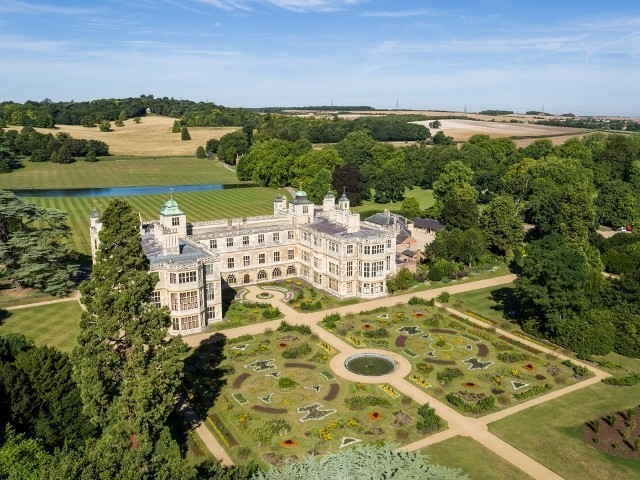 Audley End Essex