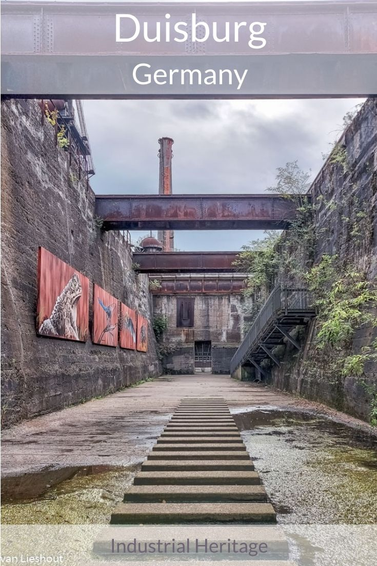 Duisburg Industrial Heritage Tour