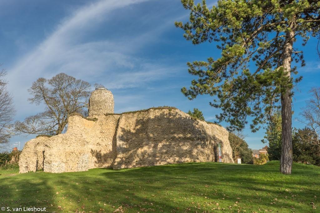 Walden Castle Saffron Walden