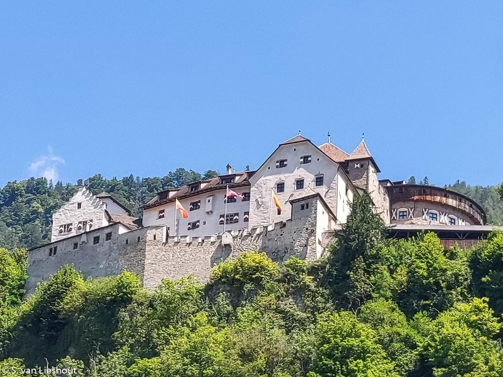 Vaduz kasteel