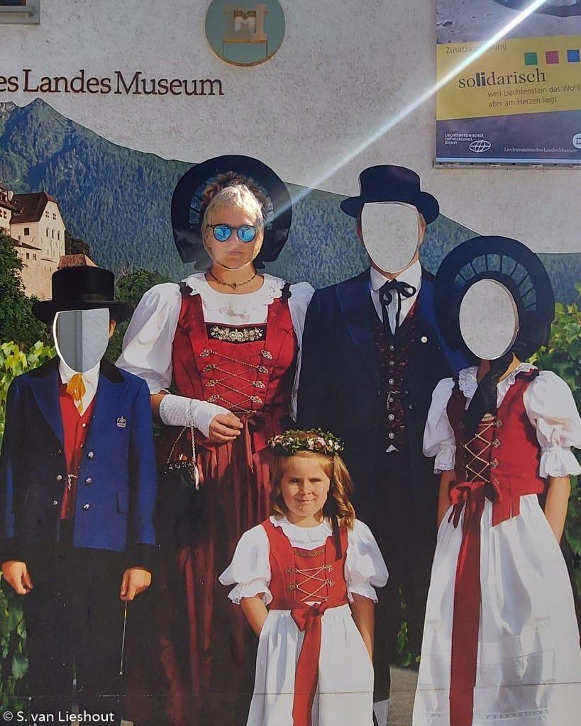 Klederdracht Liechtenstein