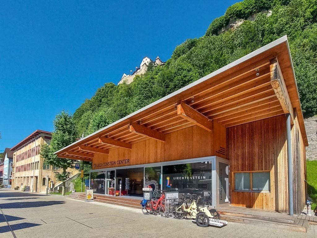 tourist office Vaduz