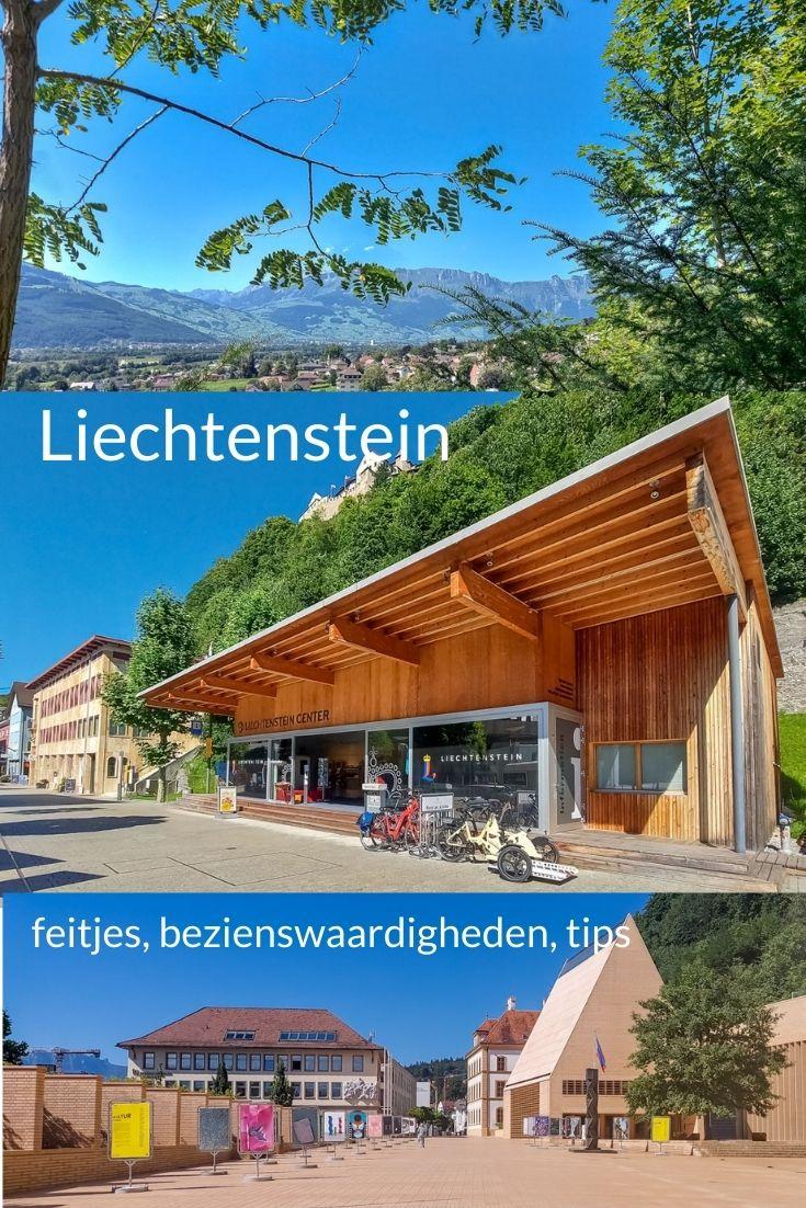 city break Liechtenstein