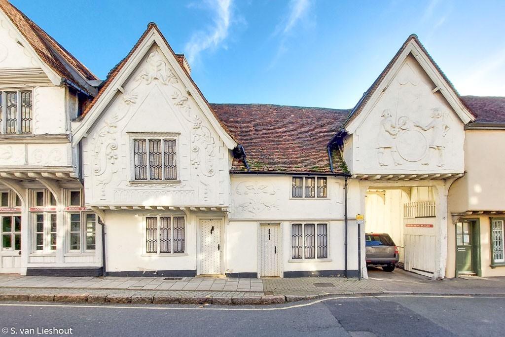 Saffron Walden old Sun Inn Church Street