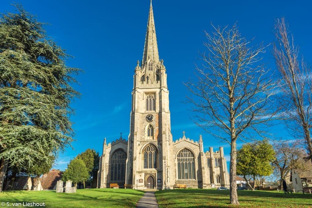 St. Mary Kerk Saffron Walden