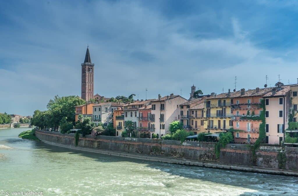 Liefde en bedrog in het Verona van Romeo en Julia