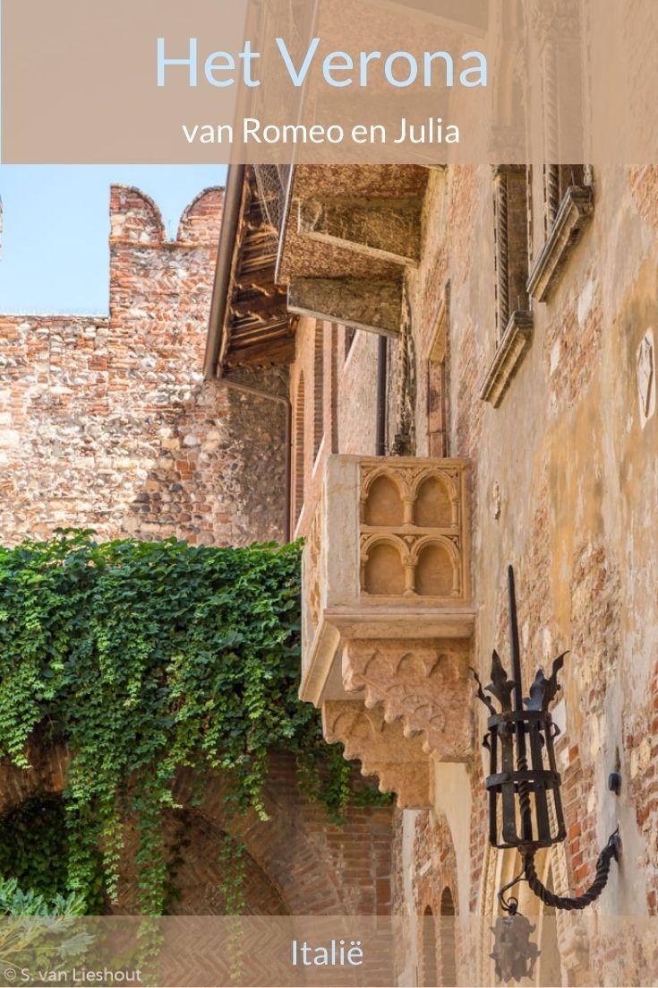 Balkon Julia Verona