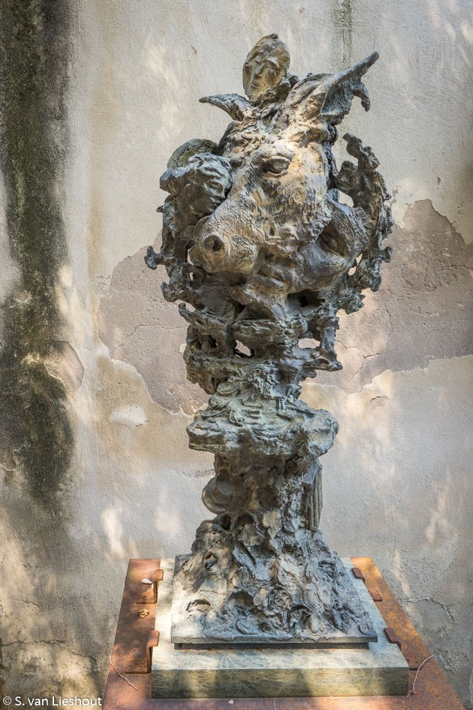 sculptuur Verona