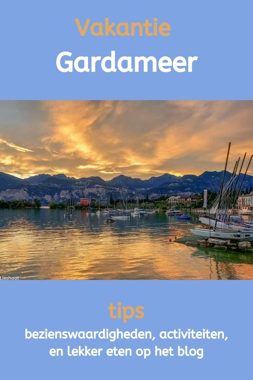 Gardameer vakantie