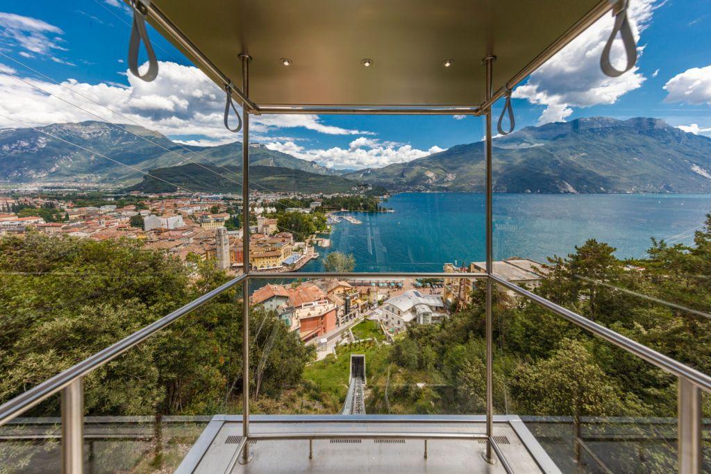 panoramische lift Riva