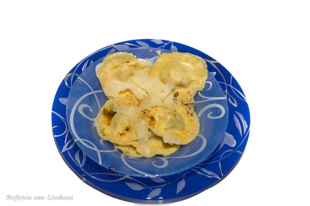 ravioli recept pompoen